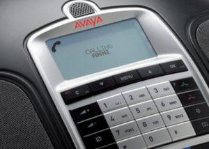 Avaya B149 Analog Conference Phone