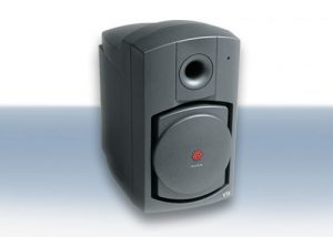 Polycom Subwoofer with Amplifier Kit