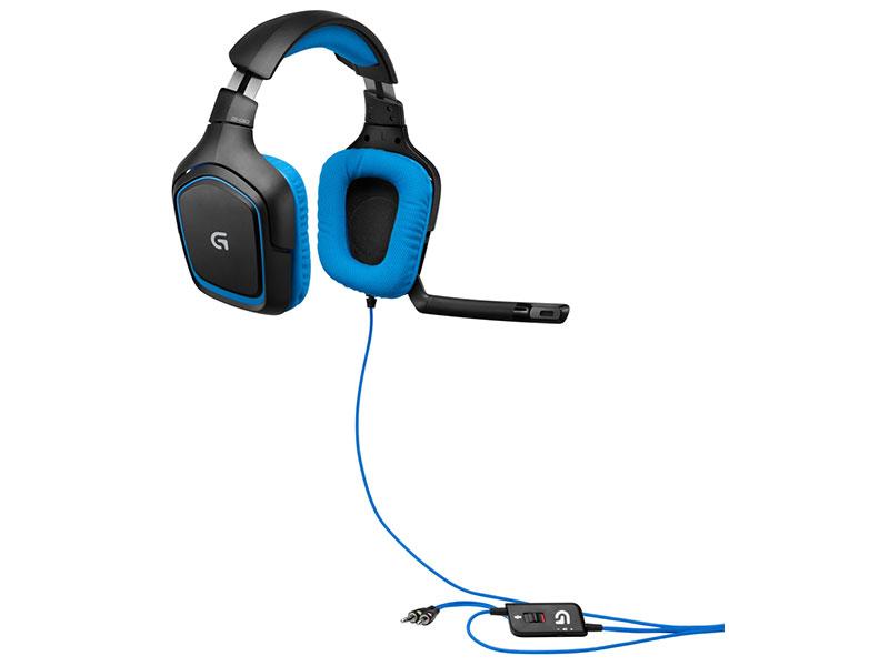 3546755ff9b Logitech Gaming Headset G430 Digital - Video Conferencing Australia