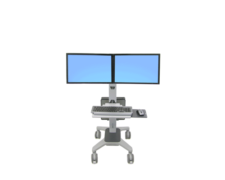 Ergotron NeoFlex Dual WideView WorkSpace