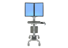 Ergotron NeoFlex Dual WideView WorkSpace