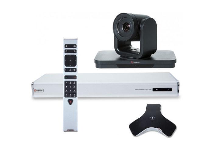 Polycom RealPresence Group 500 - EagleEyeIV 4x Camera