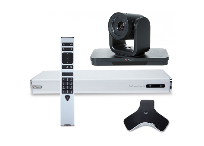 Polycom Realpresence Group 500 Eagleeyeiv 4x Camera