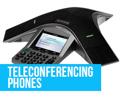 Teleconferencing Phones