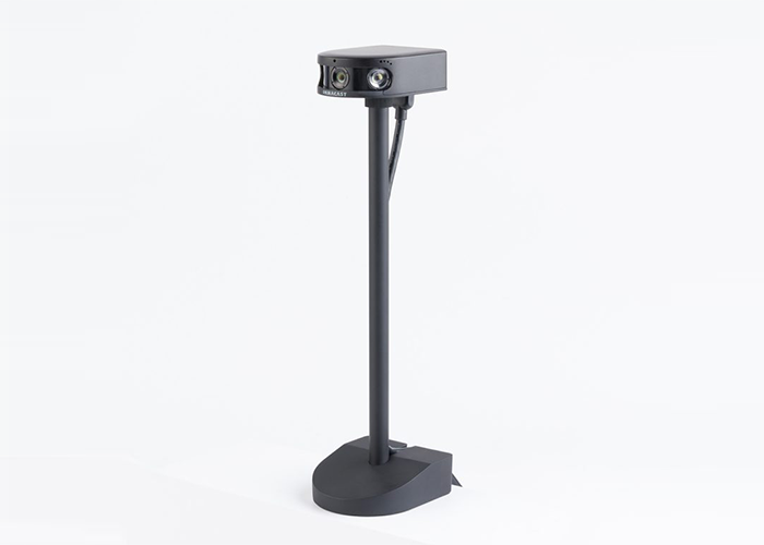 Panacast 2 black table stand