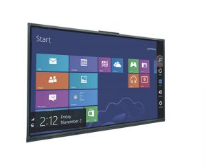 NeoPanel Interactive Touch Screen LED