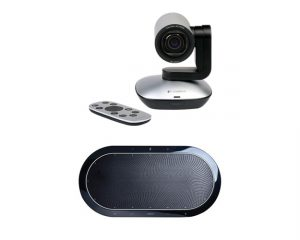 Logitech PTZ Pro Camera + Jabra Speak 810 MS Bundle
