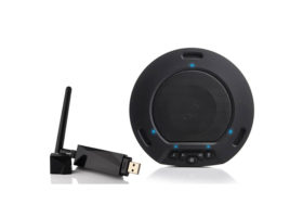 HuddlePod Air Wireless USB Speakerphone