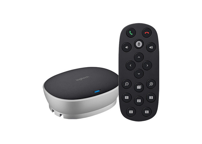 Logitech Group remote