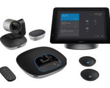 Logitech Skype Room System Bundle Large