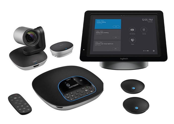 Logitech Skype Room System Bundle – Large