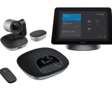 Logitech Skype Room System Bundle - Medium