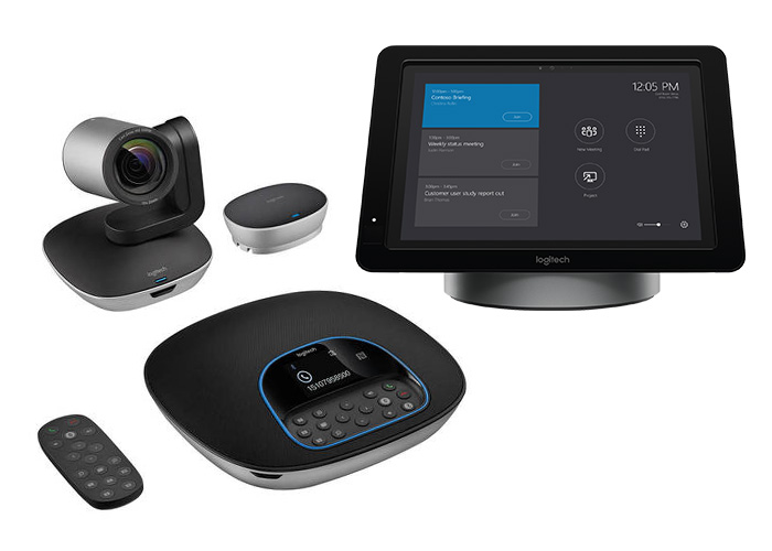 Logitech Skype Room System Bundle – Medium