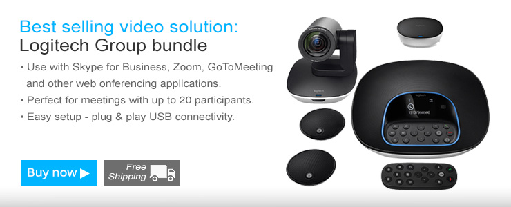 Logitech group bundle