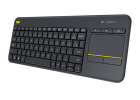 Logitech Wireless Touch Keyboard K400 Plus Touch Keyboard K400