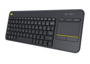 Logitech Wireless Touch Keyboard K400 Plus Touch Keyboard K400