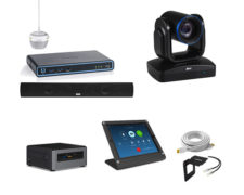 Room Bundle - Intel NUC, AVer CAM520, Devio