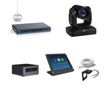 Zoom Room Bundle - Intel NUC, Biamp Devio, AVer CAM520