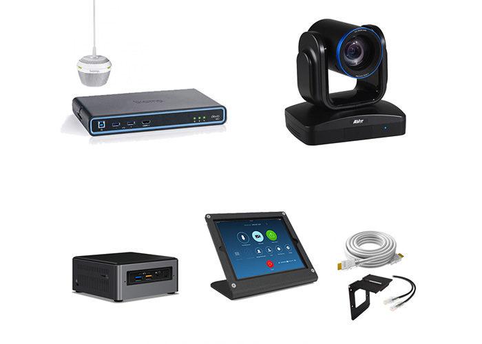 Zoom Room Bundle - Intel NUC, Biamp Devio, AVer CAM520