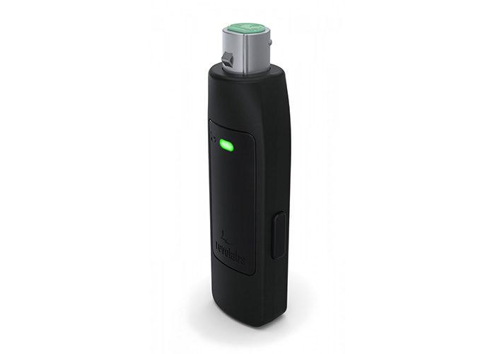 Revolabs Elite Wireless XLR microphone adapter