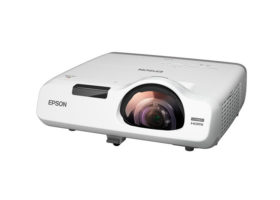 Epson EB-525W Short Throw Projector