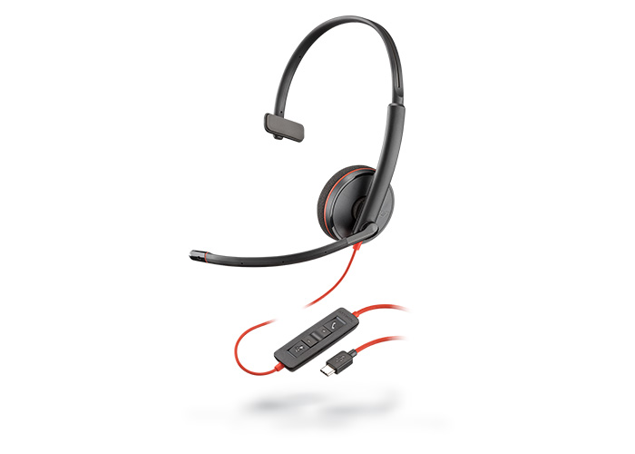 Plantronics Blackwire 3210 USB-C