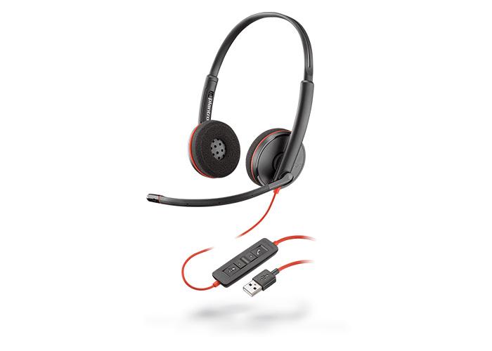 Plantronics Blackwire 3220 USB-A