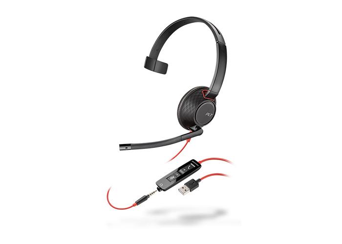 7c4f805cf2a Plantronics Blackwire 5200 Headset Series - Video Conferencing Australia