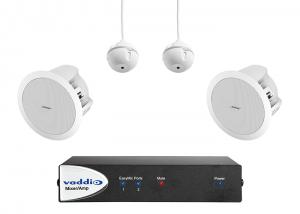 Vaddio EasyTALK USB Audio Bundle - System C