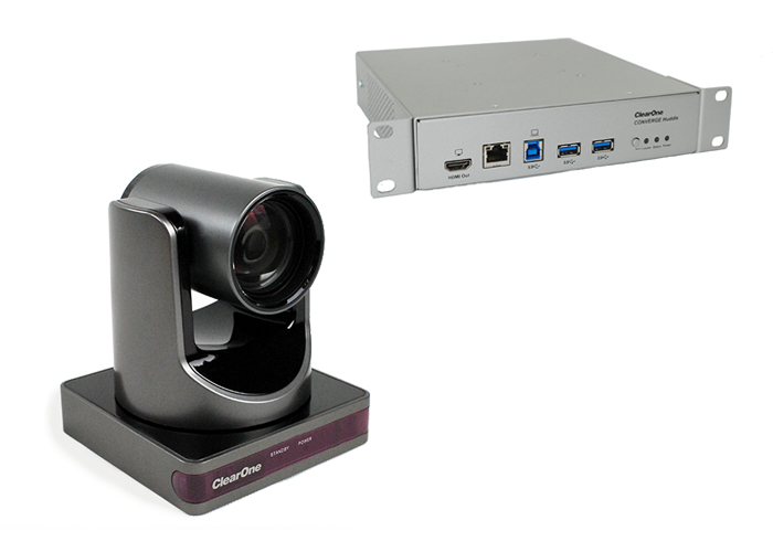 ClearOne Huddle & UNITE 150 PTZ Camera