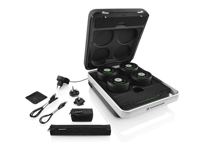 Sennheiser TeamConnect Wireless - Case Set