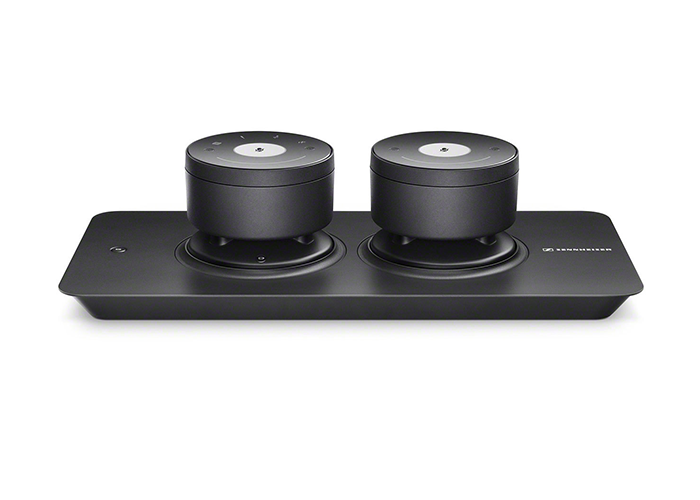 Sennheiser TeamConnect Wireless - Tray-M Set