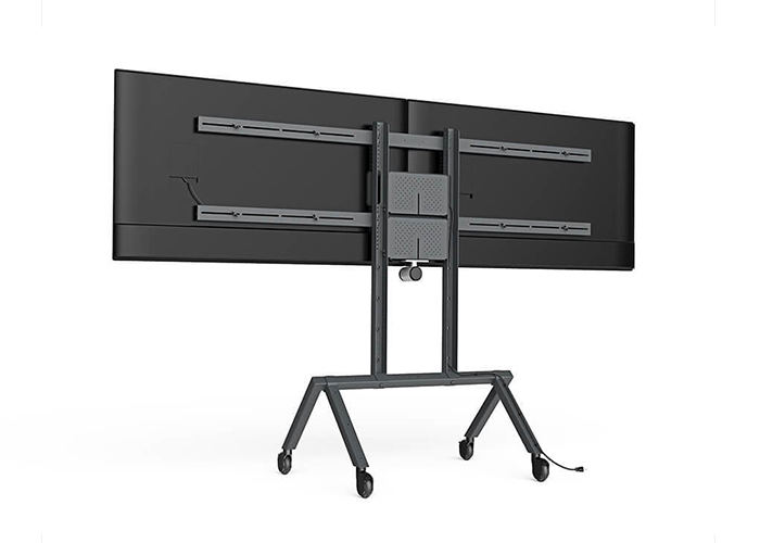 Heckler AV Cart Dual Display Kit