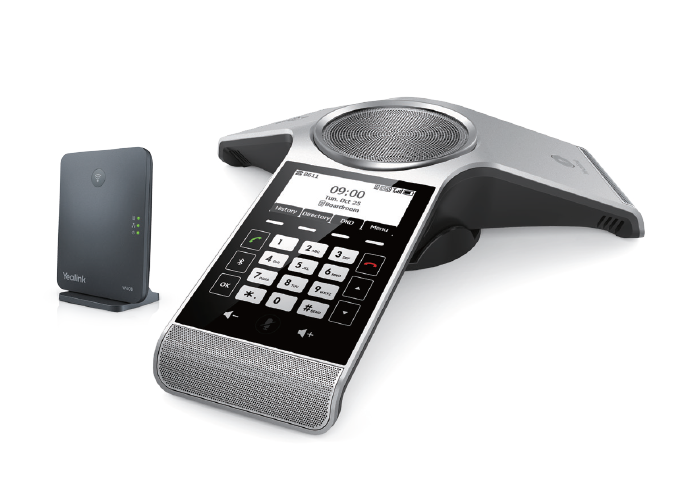 Yealink CP930W Wireless DECT Conference Phone
