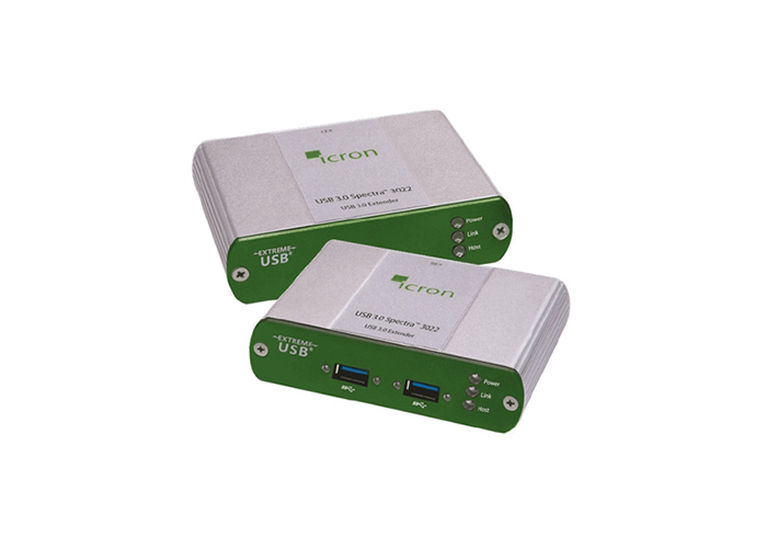 Icron USB 3.0 Two-port Multimode fiber 100m Extender