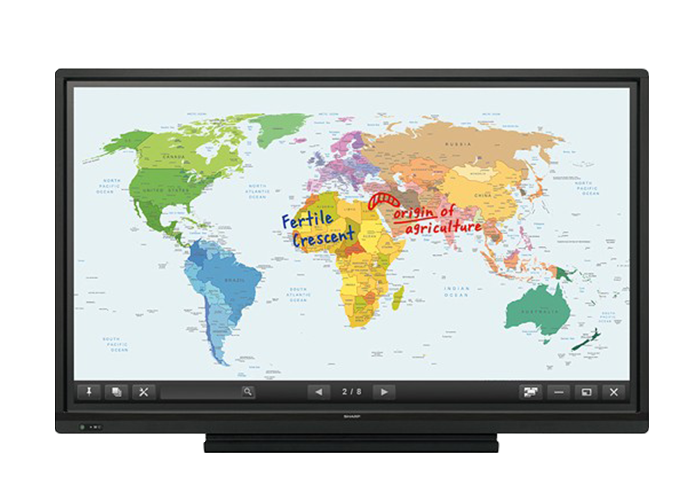 Sharp Interactive Whiteboard Monitor