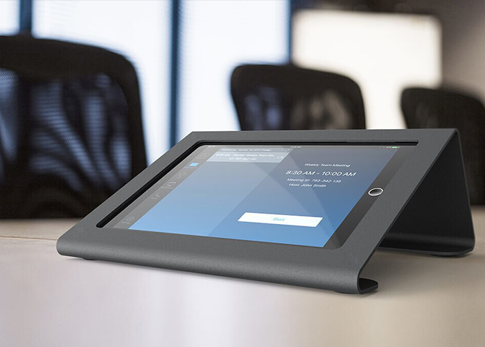 Heckler Meeting Room Console for iPad