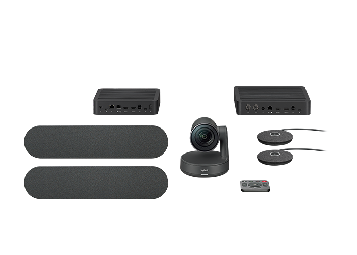 Logitech Rally Plus Kit