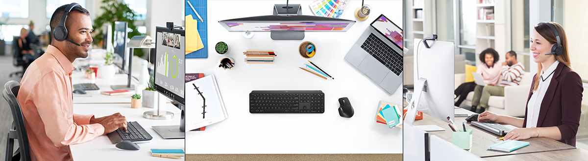 Personal Collaboration Kits Logitech