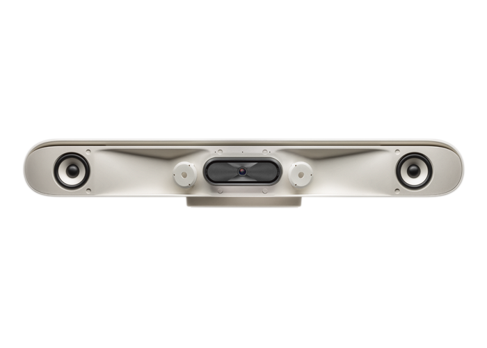 Poly-Studio-X50-front-view-grill-off
