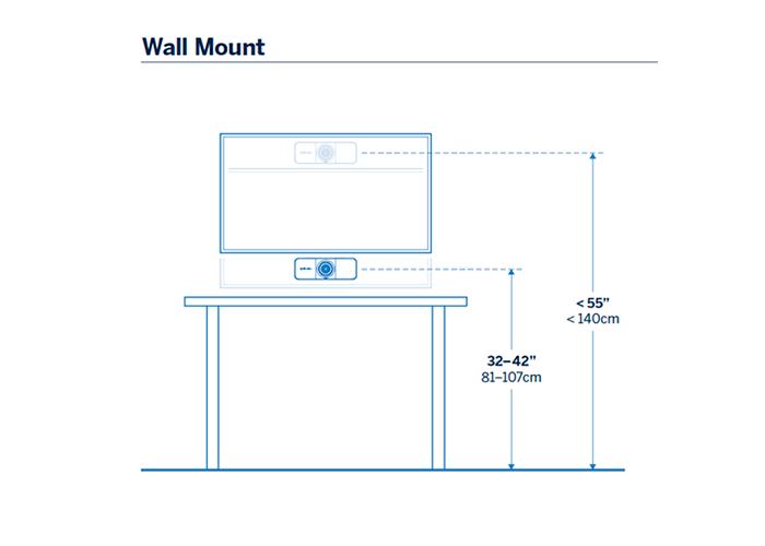 Lifesize-Icon-300-wall-mount