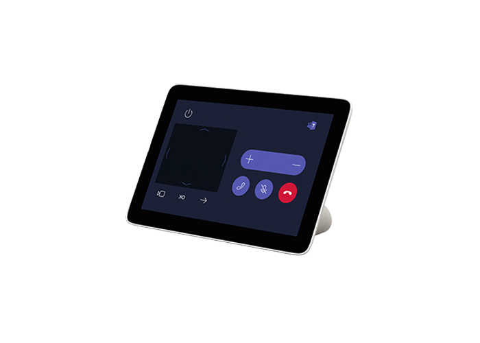 Poly-TC8-Touch-Controller-Microsoft-Teams-Mode