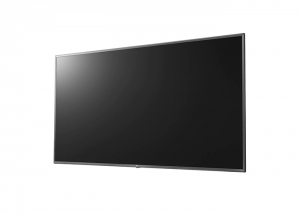 LG UT640S Series UHD Commercial Signage TV 49-86