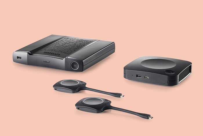 ClickShare Wireless Conferencing Systems