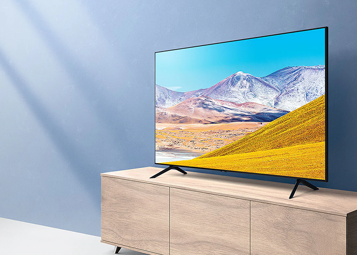 Samsung TU8000 Crystal UHD 4K Smart TV