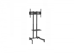 TiXX Mobile Trolley With Shelf MT600
