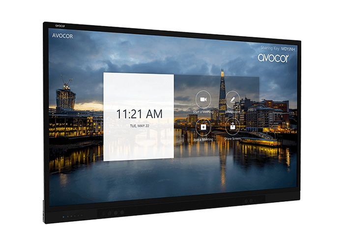 Avocor F75 Interactive Touch Screen