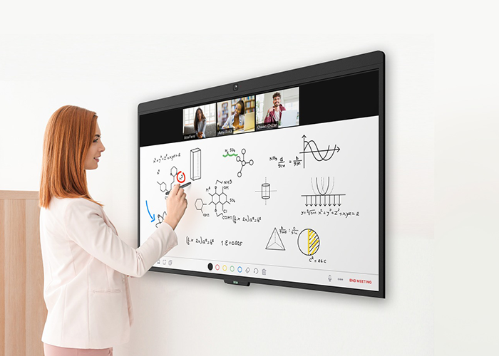 "BenQ DuoBoard Corporate Interactive Flat Panel 65"" - 86"""