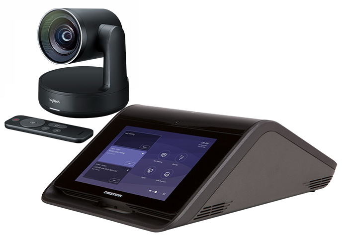Crestron-Flex-MX150-for-Microsoft-Teams-with-Logitech-Rally-Camera