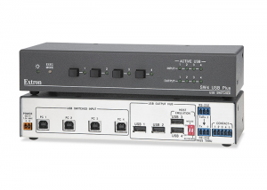 Extron Two and Four Input USB Switchers